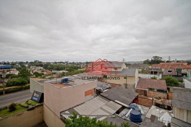 Apartamento com 3 dormitórios à venda, 69 m² por r$ 270.000,00 - santa quitéria - curitiba - Foto 20