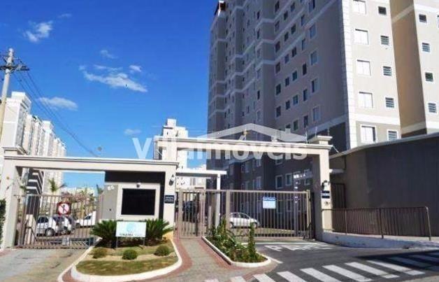 Apartamento à venda com 2 dormitórios em Jardim nova europa, Campinas cod:AP007305