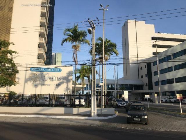 Sala comercial no centro medico jardins com +-43m²