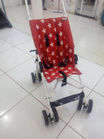 Vendo carrinho de bebê - Foto 4