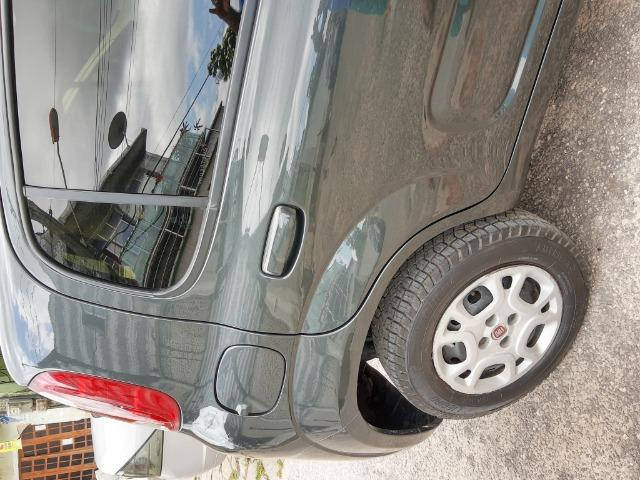 Fiat uno em perfeito estado, licenciamento em dias, sem multas, e dois pneus novos - Foto 6