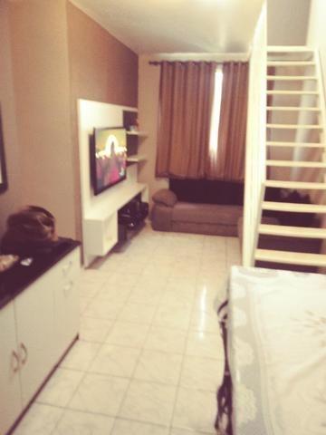 Duplex grande, confortável e perto de tudo