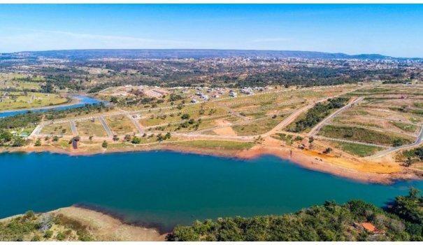 Lago Sul lotes Parcelados as Margens do Lago Corumbá em Caldas novas - Foto 13