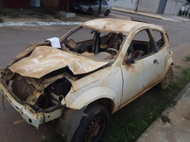 Ford Ka sucata baixada no detran - Foto 5