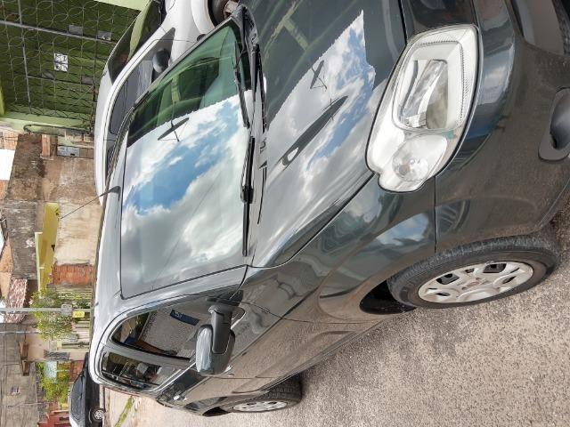 Fiat uno em perfeito estado, licenciamento em dias, sem multas, e dois pneus novos - Foto 7