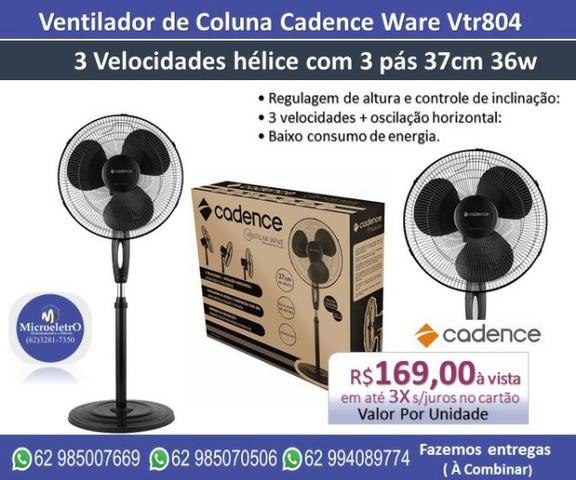 Ventilador de Coluna Cadence Ware Vtr804
