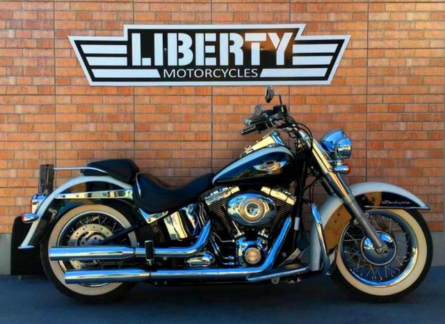 Harley-davidson - Softail Deluxe