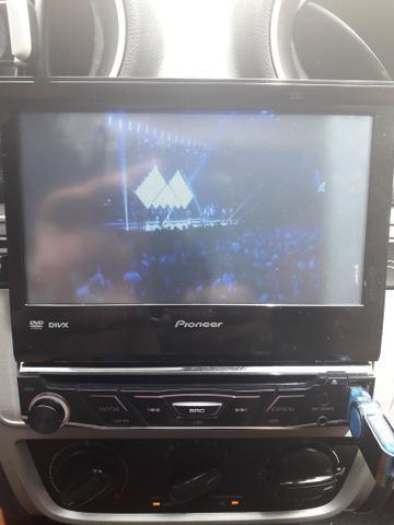 Rádio Pioneer Avh 3880 DVD Retrátil tela 7