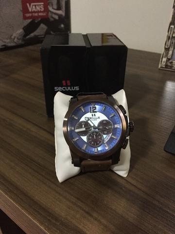 79bb6e55ea1 Relógio Seculus 13014GPSVSC4
