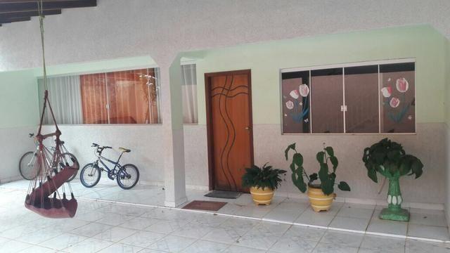 Vd/ troco casa de 4 qts, suíte em lote de 700 metros, aceita Sobradinho I - Foto 8