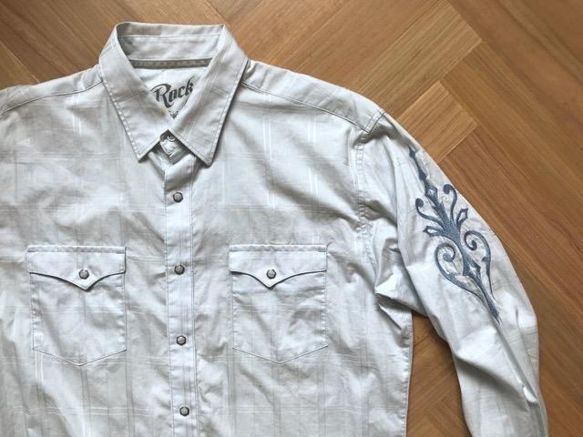 Camisa Wrangler Bordada (Tam. M) - Country   Western - Roupas e ... 96a64b530c3