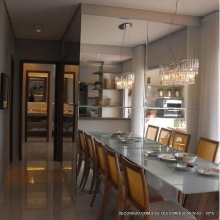 Apartamento 96m², 3 suítes - Setor Coimbra em Goiânia - Foto 8