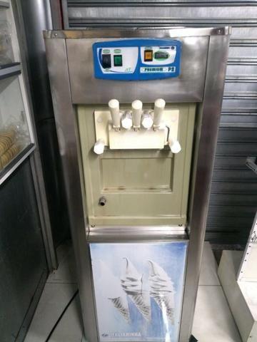 Máquina de Sorvetes