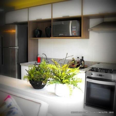 Apartamento 2 Quartos, Escaninho, Porcelanato - Setor Coimbra - Foto 4