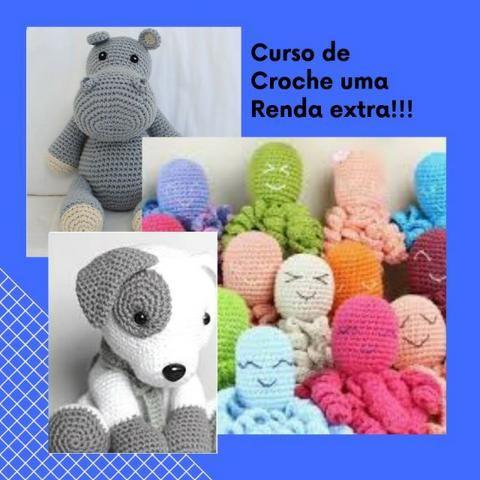 Crochê(Curso)Renda Extra