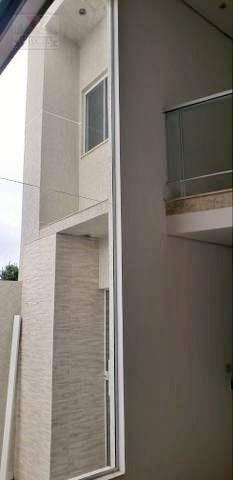 Sobrado à venda - weissópolis - pinhais/pr, duas quadras da avenida iraí, vários comércios - Foto 10