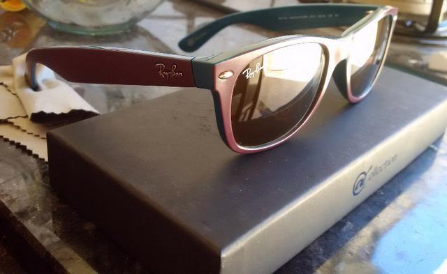 781b93890 Oculos Ray-Ban New Wayfarer Exclusive - Bijouterias, relógios e ...