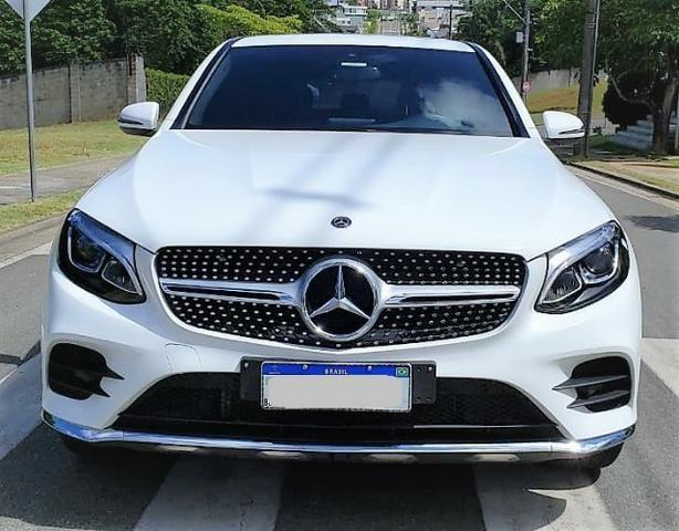 Mercedes-benz Glc Coupê 2018/2018, novíssimo, com apenas 10.000 km! Oportunidade! - Foto 6
