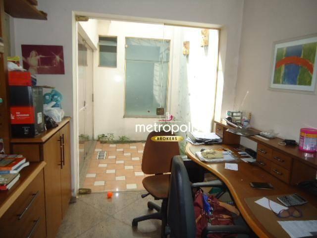 Casa para alugar, 500 m² por r$ 8.500,00/mês - barcelona - são caetano do sul/sp - Foto 6