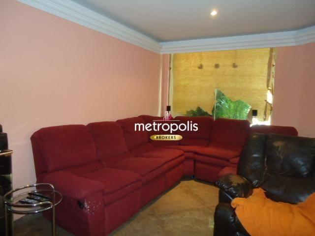 Casa para alugar, 500 m² por r$ 8.500,00/mês - barcelona - são caetano do sul/sp - Foto 3