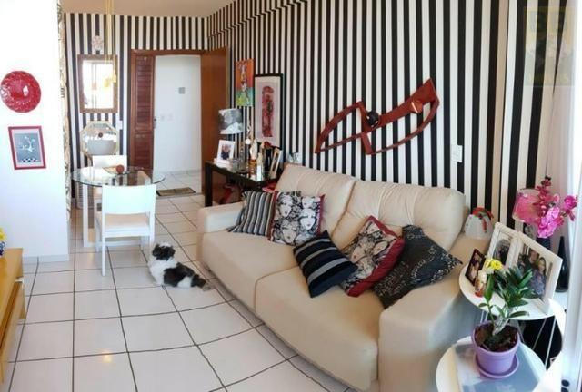 Vendo apartamento no Condomínio Lual de Ponta Negra 56m² 2/4 sendo uma suite, andar alto - Foto 10