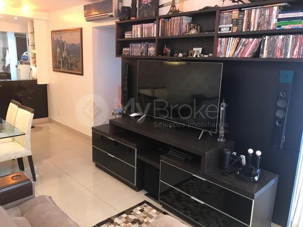 Apartamento no Gilberto Guimarães com 3 quartos no Alto da Glória em Goiânia