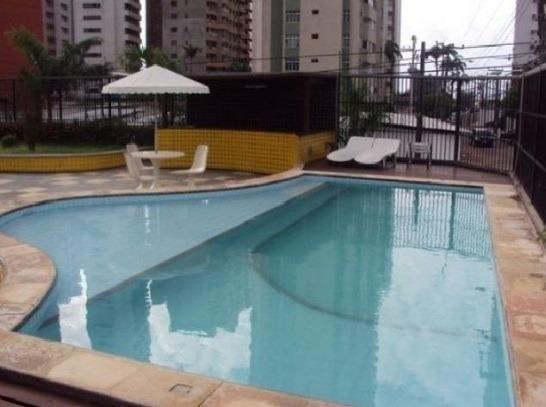 AP0353 - Apartamento à venda 147m2 - 4 quartos - Meireles - Fortaleza/CE - Foto 2