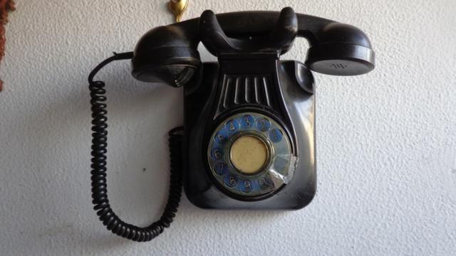 """Telefones Antigos para seu Escritorio anos 50-60-70 """"Raridades"""" - Foto 3"""