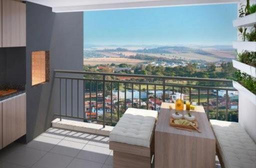 Apartamento com 2 dormitórios à venda, 61 m² por R$ 249.000 - Parque Jamaica - Londrina/PR