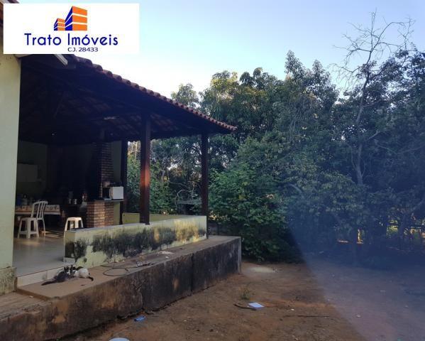 Excelente chácara a venda, vila verde, formosa-go - Foto 8