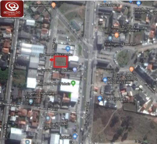Terreno para alugar em Centro, Pinhais cod:00036.005