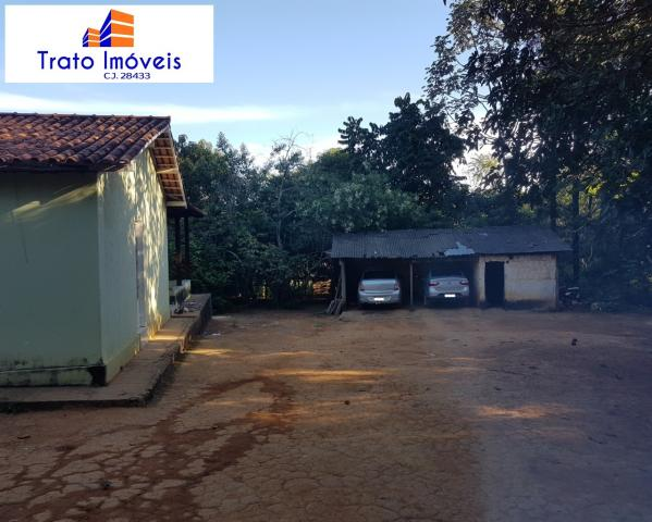 Excelente chácara a venda, vila verde, formosa-go - Foto 6