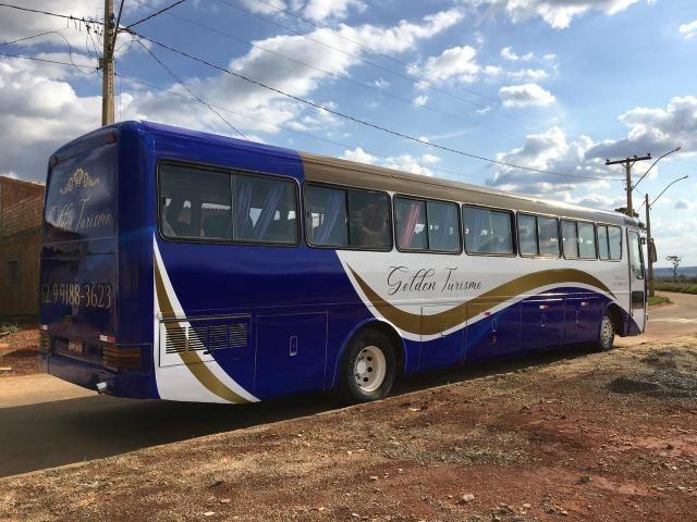 Ônibus motor 447 , 6 cilindros, R$ 19.000,00 pra vender rápido - Foto 4