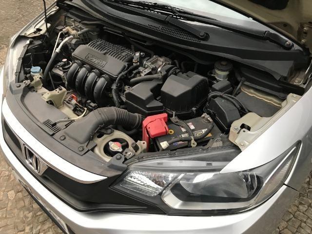 Honda Fit DX 1.5 Automático, Flex 2015 - Foto 8