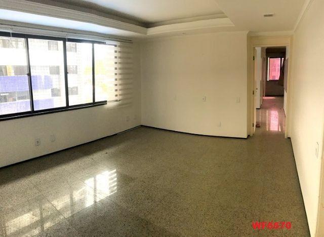 Edifício Búzius, apartamento com 4 quartos, gabinete, estar íntimo, 4 vagas - Foto 8