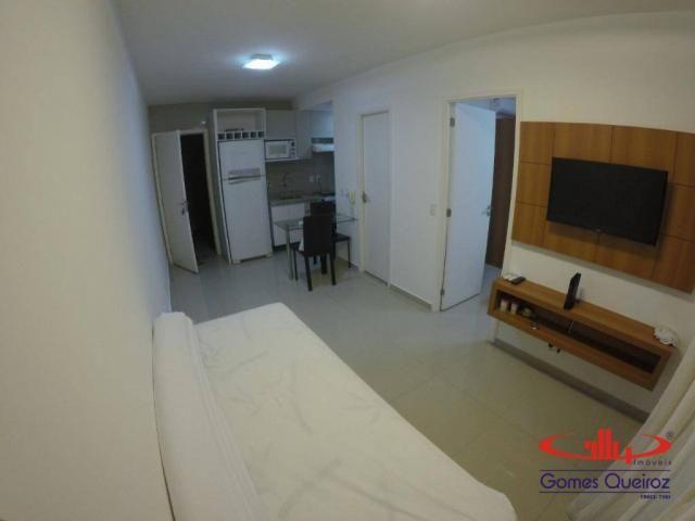 Apartamento no VG FUN com 1 dormitório à venda, 37 m² por R$ 295.000 - Praia do Futuro - F - Foto 9