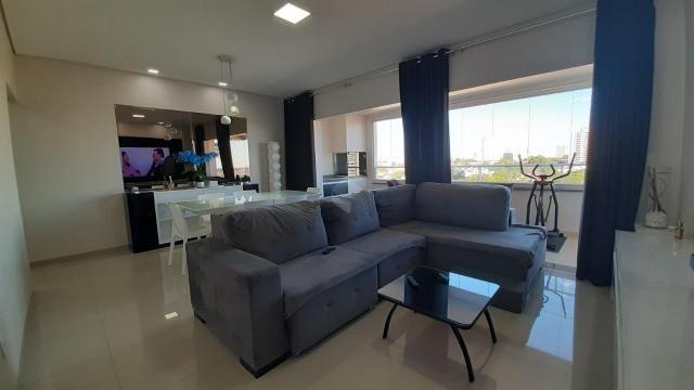 Apartamento à venda com 3 dormitórios em Monte castelo, Campo grande cod:BR3AP11766 - Foto 4