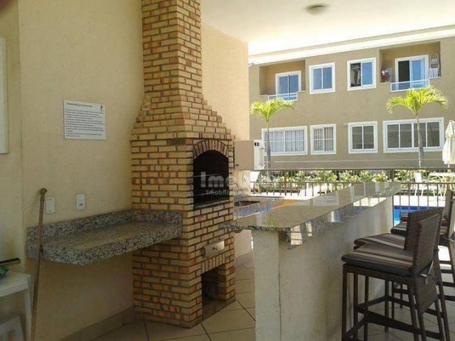 Apartamento com 3 dormitórios à venda, 65 m² por R$ 275.000,00 - Cambeba - Fortaleza/CE - Foto 7