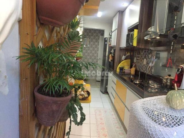 Apartamento com 3 dormitórios à venda, 65 m² por R$ 275.000,00 - Cambeba - Fortaleza/CE - Foto 9