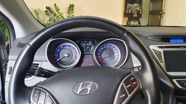 Hyundai Elantra 2013 muito bem cuidado - Foto 7