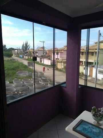 Linda Casa na Praia Sta Irene R. Ostras + 3 Quartos + Aceitando Permuta e Propostas - Foto 9