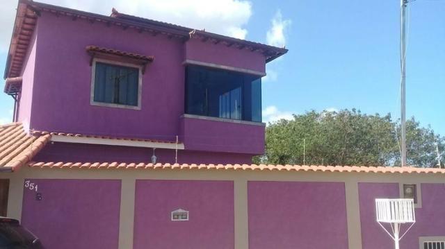 Linda Casa na Praia Sta Irene R. Ostras + 3 Quartos + Aceitando Permuta e Propostas