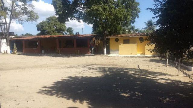 Aluguel salão de festas Sítio Pinheiro 600,00 atrás Motel Chanceller Laranjal - Foto 5