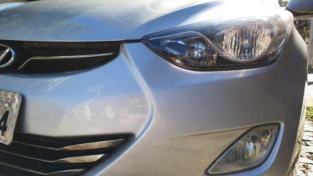 Hyundai Elantra 2013 muito bem cuidado - Foto 3