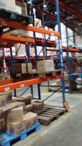 Porta Pallets usados Tedesco - Foto 2