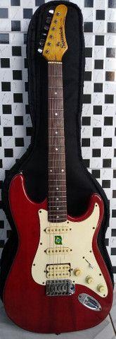 Guitarra samick.