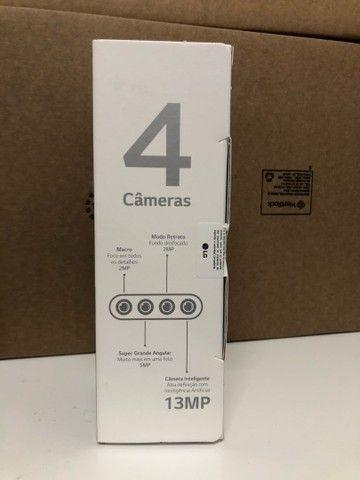 LG K41s 32gb e 3gb RAM novo lacrado na caixa aceito cartão com garantia e nota fiscal  - Foto 4