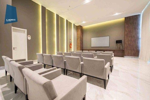 Apartamento Duplex com 3 dormitórios à venda, 172 m² por R$ 1.972.641,00 - Guararapes - Fo - Foto 13