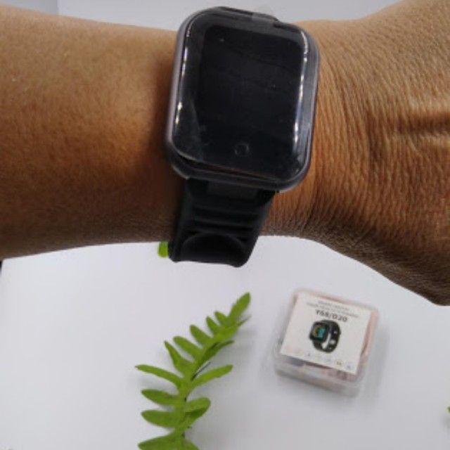 Relógio smart marca D20, Y68, V6 - Foto 3