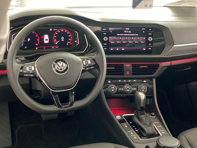 Volkswagen JETTA COMFORTLINE 250 TSI + PAINEL DIGITAL TETO SOLAR - Foto 12